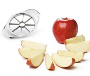 سیب قاچ کن استیل
