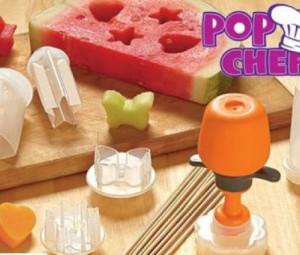قالب میوه جادویی POP CHEF
