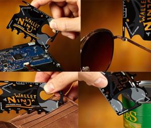 آچار ۱۸ کاره Ninja Wallet