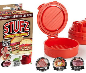 همبرگر زن Stufz
