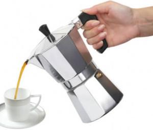 قهوه جوش و اسپرسوساز 3 کاپ